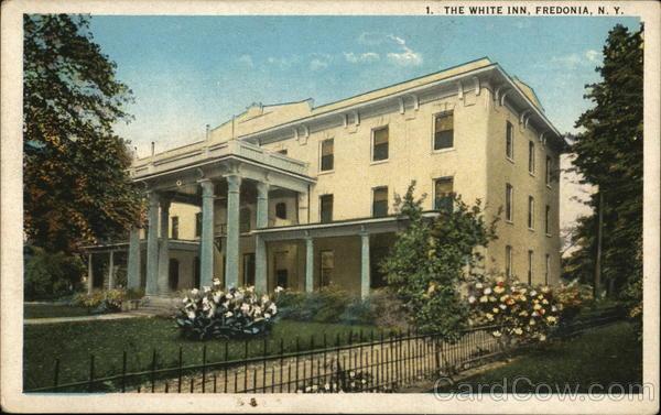 The White Inn Fredonia New York