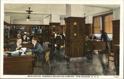 HIbernia Securities Company - Main Office