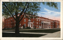 Burnam Hall, Eastern Kentucky State Teachers College