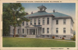 Administration Building, Cumberland College