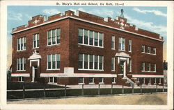 St. Mary's Hall and School