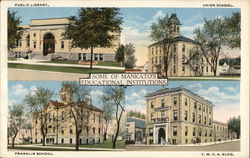 Some of Mankato's Educational Institutions