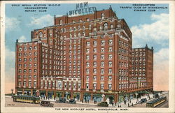 The New Nicollet Hotel