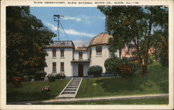 Elgin Watch Co. - Elgin Observatory