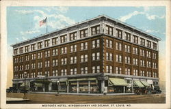 Westgate Hotel, Kingshighway and Delmar