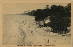 The Beach at Conneaut Township Park