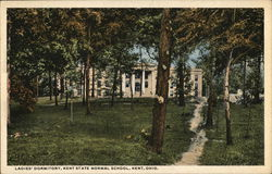 Ladies' Dormitory, Kent State Normal School