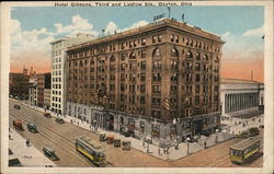 Hotel Gibbons, Third and Ludlow Sts.