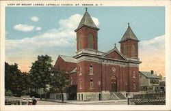 Lady of Mount Carmel Catholic Church