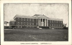 Lewis County Hospital