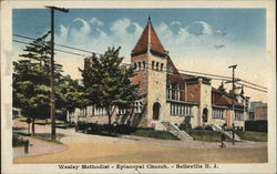 Wesley Methodist - Episcopal Church