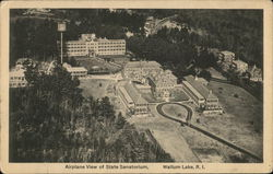 Airplane View of State Sanatorium