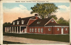 Shelter House, Garfield Park