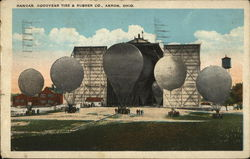 Goodyear Tire & Rubber Co. - Balloon Hangar