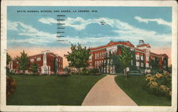 State Normal School and Annex