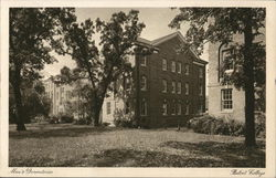 Men's Dormitories, Beloit College