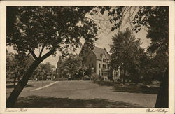 Beloit College - Emerson Hall Postcard