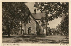 Beloit College - Logan Museum of Anthropology Postcard