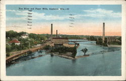 Fox River and Paper Mills