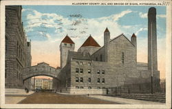Allegheny County Jail and Bridge of Sighs