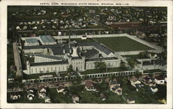 Aerial View, Wisconsin State Prison