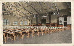 Dining Room, Wisconsin State Prison