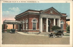 Cumberland Valley Railroad Station