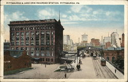 Pittsburgh & Lake Erie Railroad Station