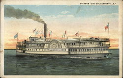 "Steamer ""City of Jacksonville"""
