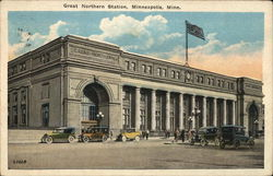 Great Northern Station