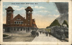 Grand Trunk Station