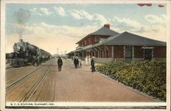 N.Y.C. Station