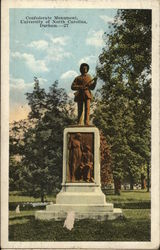 University of North Carolina - Confederate Monument