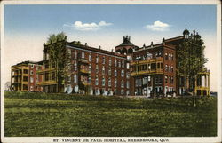 St. Vincent De Paul Hospital