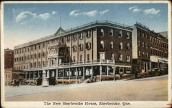 New Sherbrooke House
