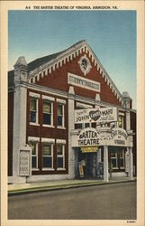 The Barter Theatre of Virginia