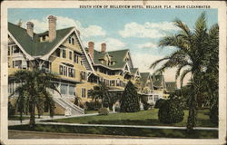 South View of Belleview Hotel