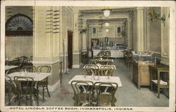 Hotel Lincoln - Coffee Room