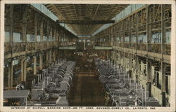 Interior of Oilpull Machine Shop