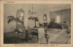 Living Room, Hotel Continental