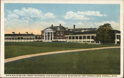 Michigan State Sanatorium for Tuberculosis