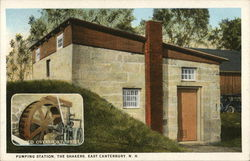 Pumping Station, The Shakers