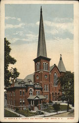 St. Mary's R.C. Church and Rectory