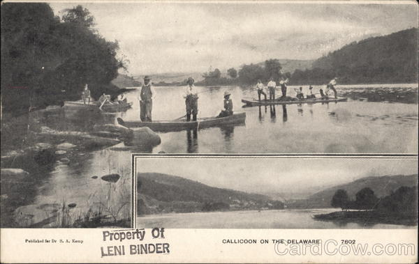 Callicoon on the Delaware Canoes & Rowboats