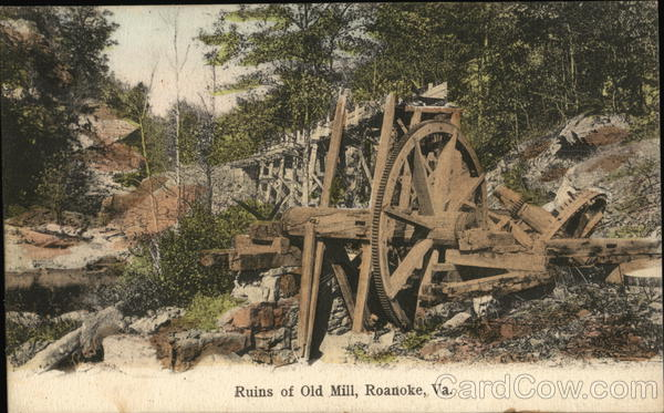 Old roanoke photos