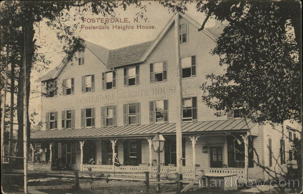 Fosterdale Heights House New York