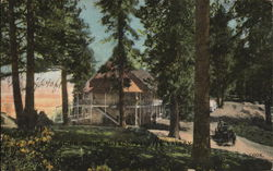 Glacier Point Hotel, Yosemite Valley