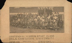 Okla. Christian University Postcard