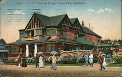 The Nat Goodwin Cottage Postcard