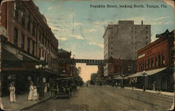 Franklin Street Looking South